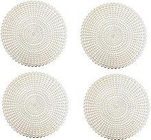 Evazory sets de table sets de table lavables sets