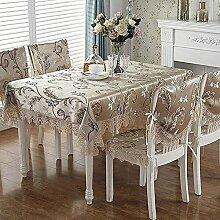 Evazory Simple Art Nappe Tablecloth Ménage Gab
