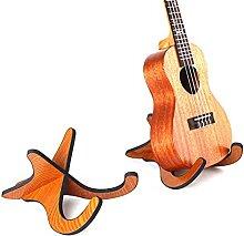 Evazory Support d'ukulélé Support de guitare