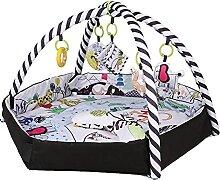 Evazory tapis de jeu pour bébé tapis de jeu