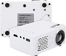 Evazory1 Mini Projecteur, Projecteur LED Portable,