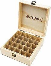 Eventualx Boîte de rangement en bois pour huiles