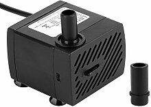 everfarel Mini pompe à eau 350 l/h 3,5 W, pompe