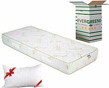 EVERGREENWEB ✅ Matelas Simple 80x200 en Mousse