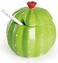 Excelsa Cactus Sucrier 200 milliliters,