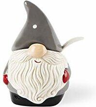 Excelsa Gnomo Christmas Sucrier en céramique