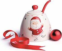 Excelsa Noël Country Style, Bol à Sucre en