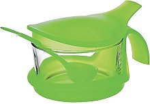 Excelsa Oasi Fromage Sucrier-Vert - 0,35 L.