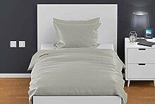 Exotic Cotton Parure de draps 100 % coton percale