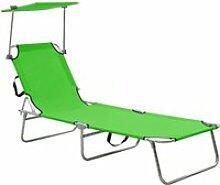 EXPE1 - Haute qualité - Chaise longue pliable