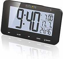 EXPLORE SCIENTIFIC RDC1004 Horloge de Table
