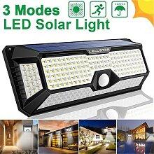 Extérieur LED Lumière Solaire 268 Éclairage LED