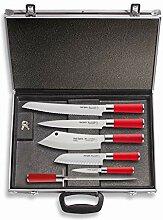 F. DICK Red Spirit 81173000 Set de couteaux