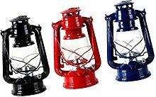 F Fityle 3 Pcs Style Rétro Lanterne Au Kérosène