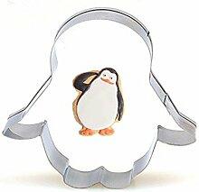 Fablcrew 2pcs Emporte-pièces Moule Forme Pingouin