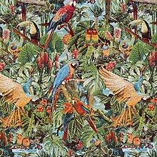 Fabulous Fabrics Jacquard Gobelin Paradis Tropical