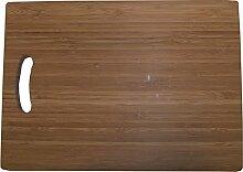 Fackelmann Planche à découper en Bambou 25,6 x