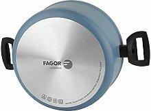 Fagor 78549 Marmite Maxima+Couvercle Aluminium,
