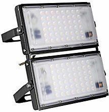 FAIRYLAND Projecteur LED Exterieur 100W, IP65