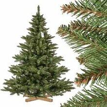 FAIRYTREES 180cm Sapin de Noël artificiel