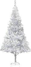 FAMIROSA Sapin de Noël Artificiel avec Support