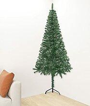 FAMIROSA Sapin de Noël Artificiel d'angle