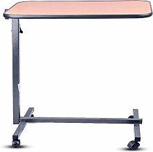 FAMLYJK Table de lit d'hôpital - Plateau à