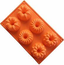 FantasyDay® 6 Cavités Ustensiles à pâtisserie
