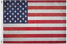 drapeau américain Mission EnduraCool Patriot refroidissement Pack taille unique