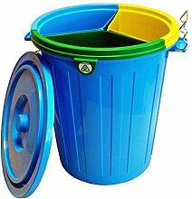 Fapil 10798–Poubelle pour Recyclage avec