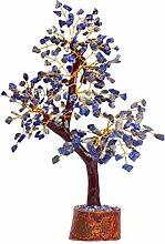 FASHIONZAADI Lapis Lazuli Feng Shui Bonsai Money