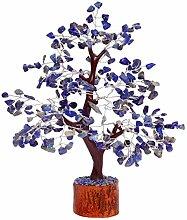 FASHIONZAADI Lapis Lazuli Gemstone Money Tree