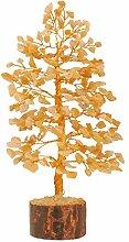 FASHIONZAADI Yellow Aventurine Gemstone Tree