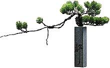 Fausse Plante Arbre artificiel bonsai chinois zen