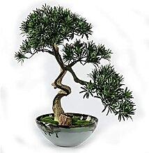 Fausse Plante Arbre artificiel Bonsaï of Pine