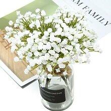 Fausses fleurs Gypsophila artificielles, Bouquet