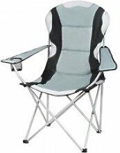 Fauteil chaise pliante camping et pêche porte