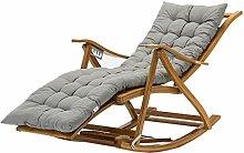 Fauteuil à Bascule Pliant fauteuils inclinables