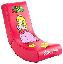 Fauteuil à bascule X-ROCKER Princesse Peach