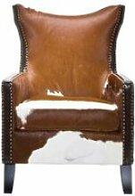 Fauteuil à oreilles Denver Cow Kare Design