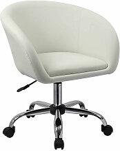 Fauteuil à roulette tabouret chaise de bureau