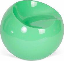 Fauteuil Ball Chair Finn Stone Style Citron Vert