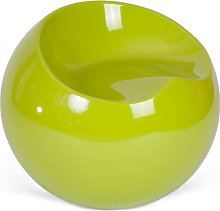 Fauteuil Ball Chair Finn Stone Style Vert