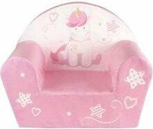 Fauteuil bebe - canape bebe fauteuil club licorne