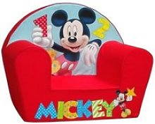 Fauteuil bebe - canape bebe mickey fauteuil club