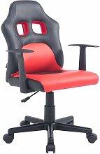 Fauteuil chaise de bureau pour enfant en