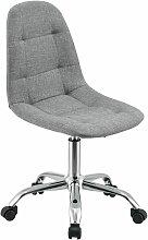 Fauteuil chaise de bureau siège rembourré à 5