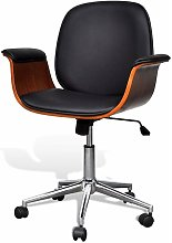 Fauteuil chaise siège de bureau luxe pivotant