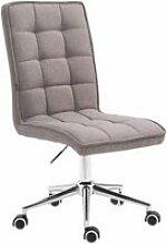 Fauteuil chaise tabouret de bureau avec dossier
