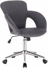 Fauteuil chaise tabouret de travail en lin avec